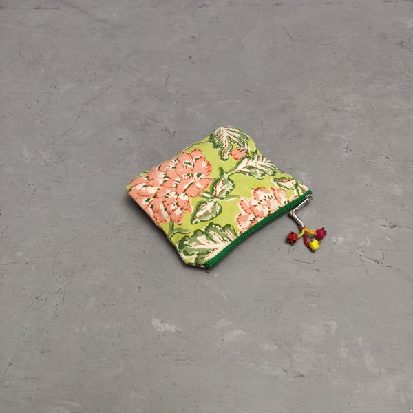 Small Canvas Pouch CPS27