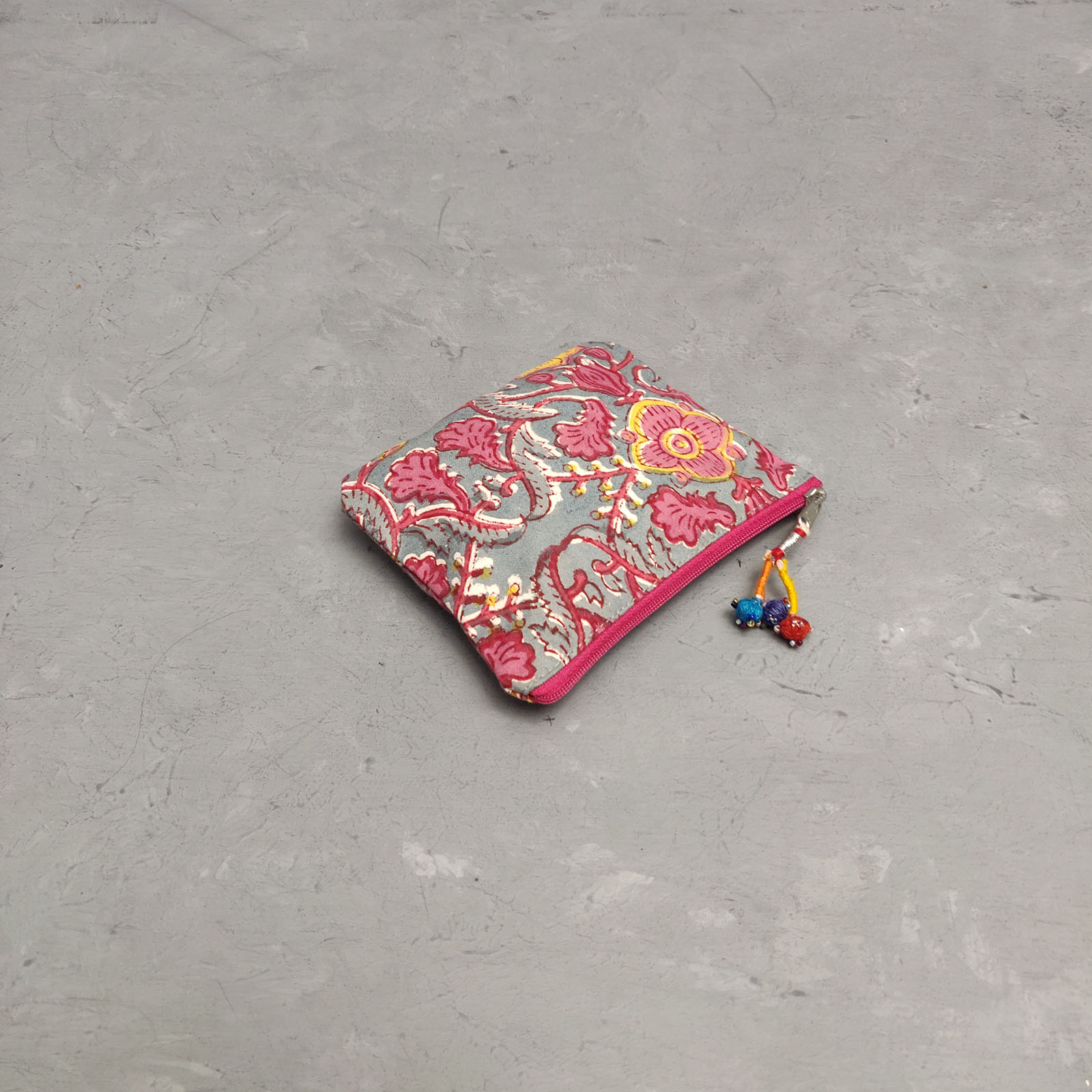 Small Canvas Pouch CPS29