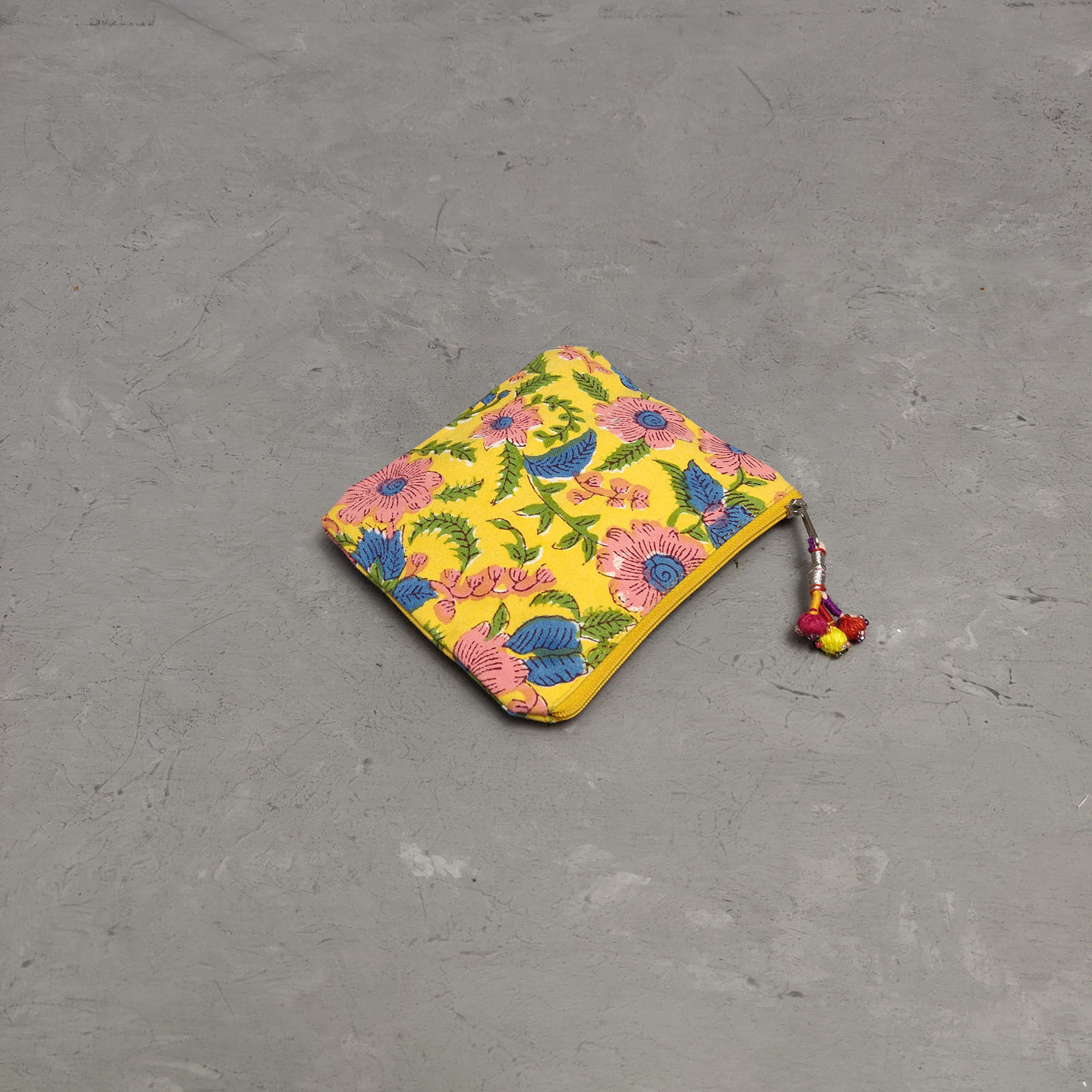 Small Canvas Pouch CPS8