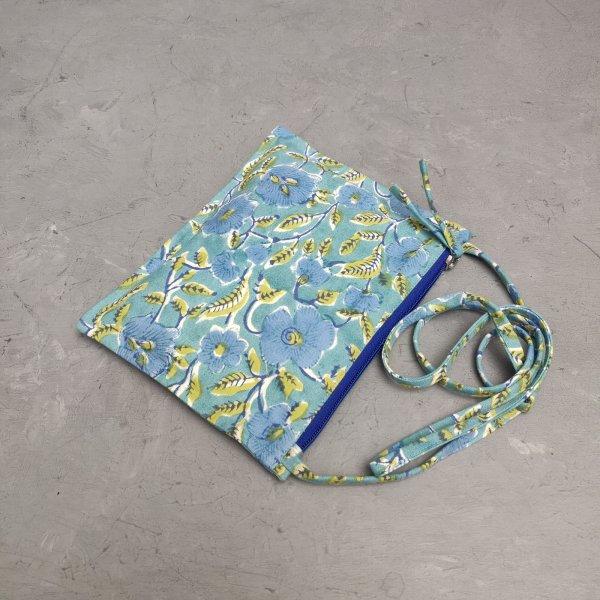Floral Canvas Sling Bag SLB35