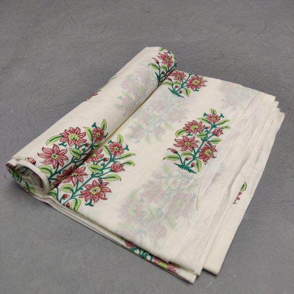 Cotton Handblock Fabric JMF102