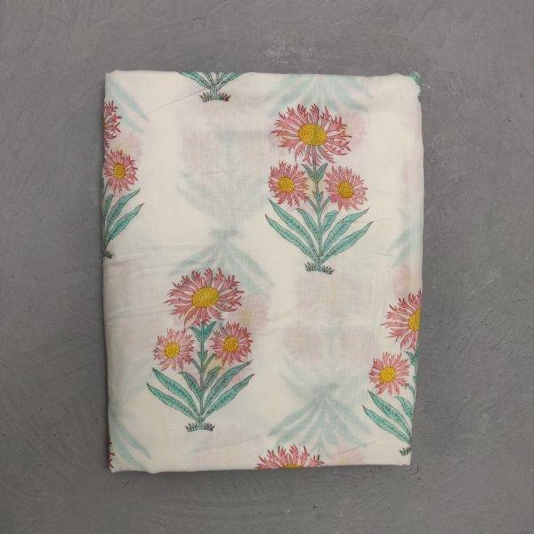 Cotton Handblock Fabric JMF104