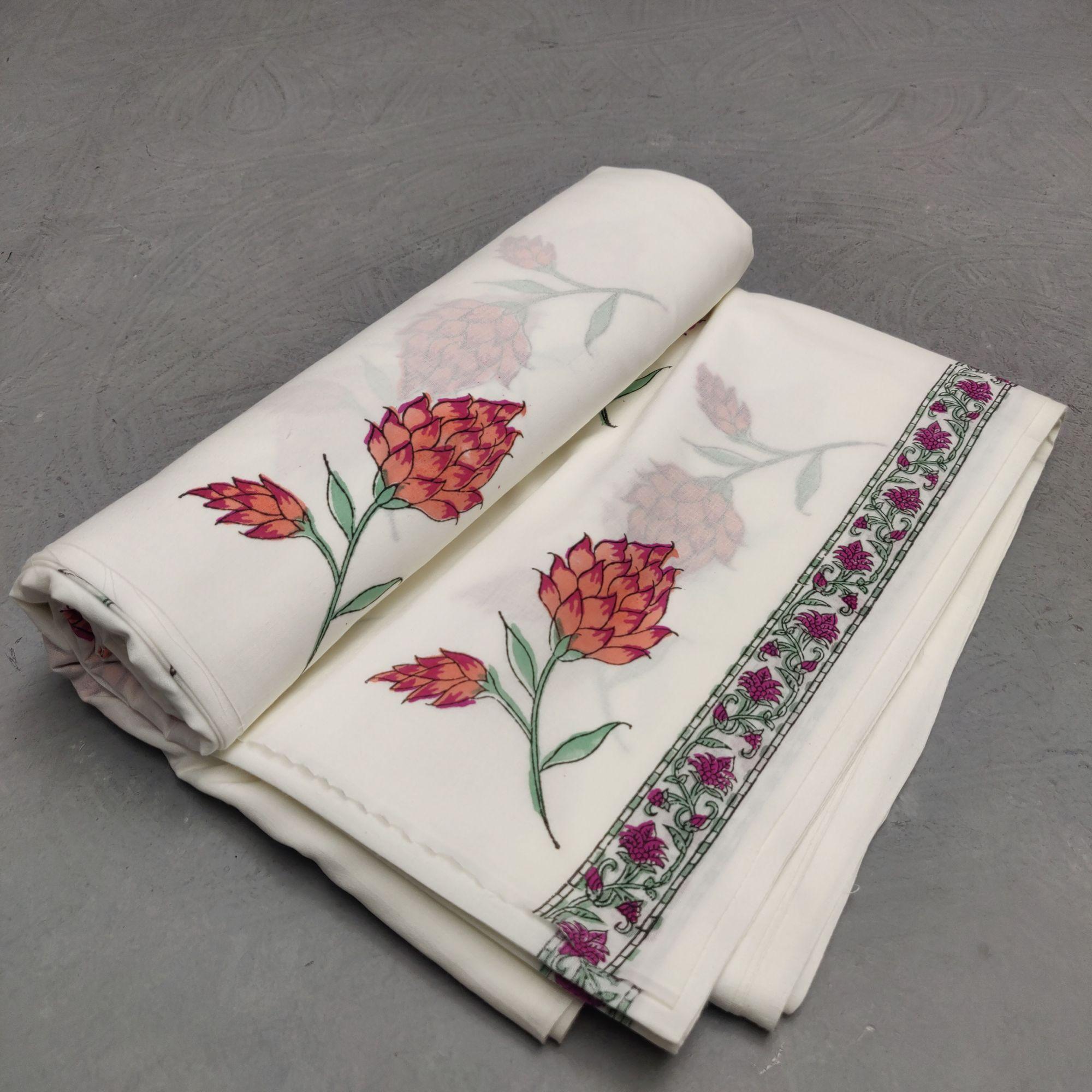 Cotton Handblock Fabric JMF108