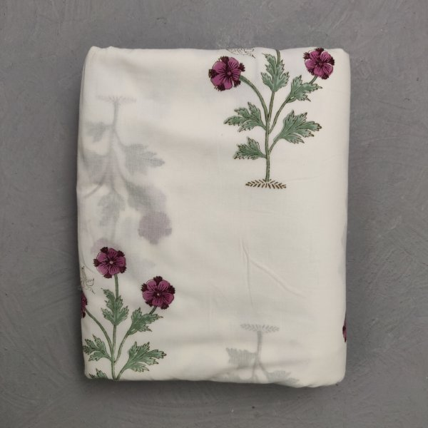 Cotton Handblock Fabric JMF109