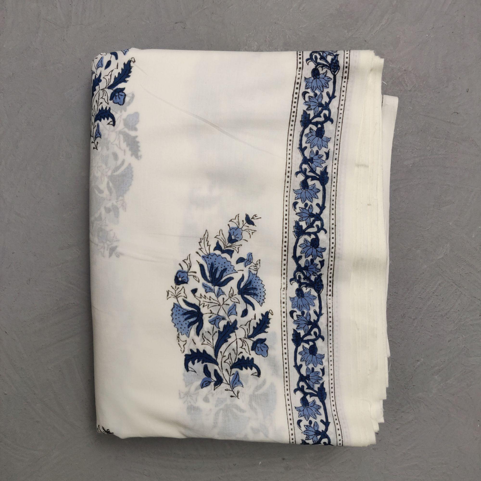 Cotton Handblock Fabric JMF112