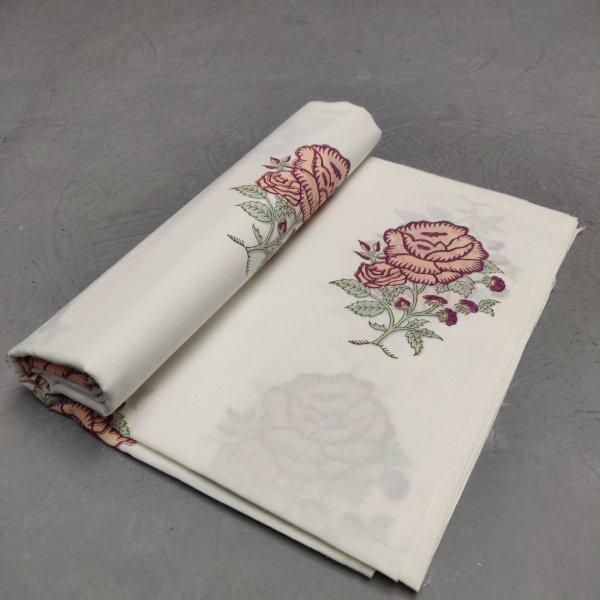 Cotton Handblock Fabric JMF118