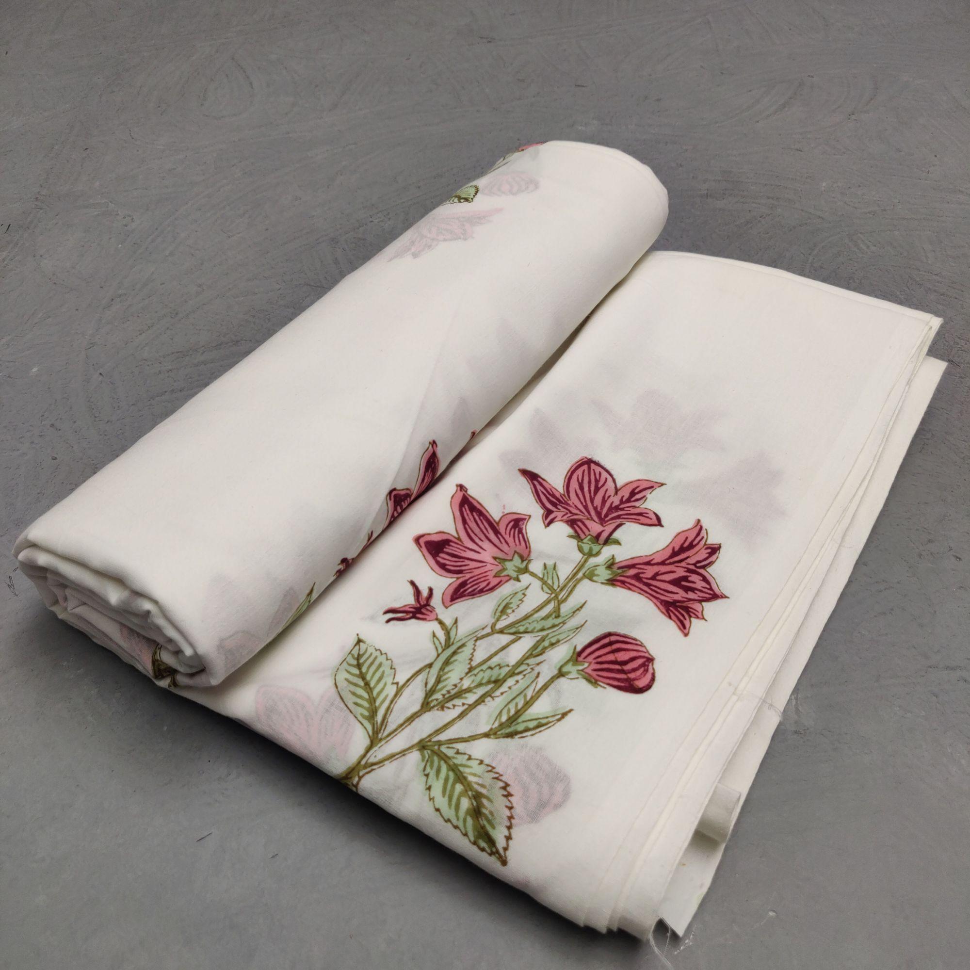 Cotton Handblock Fabric JMF122