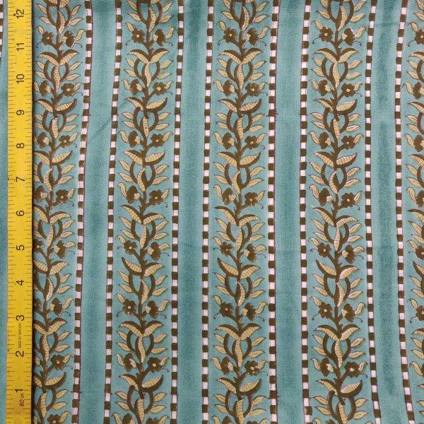 Cotton Handblock Fabric JMF123
