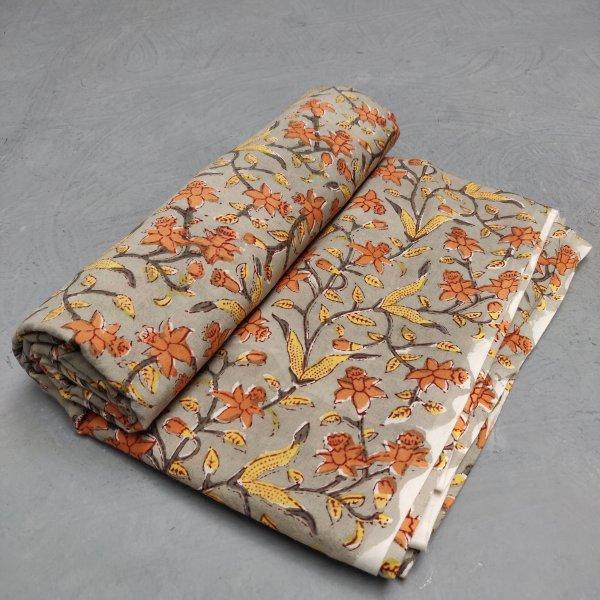 Cotton Handblock Fabric JMF127