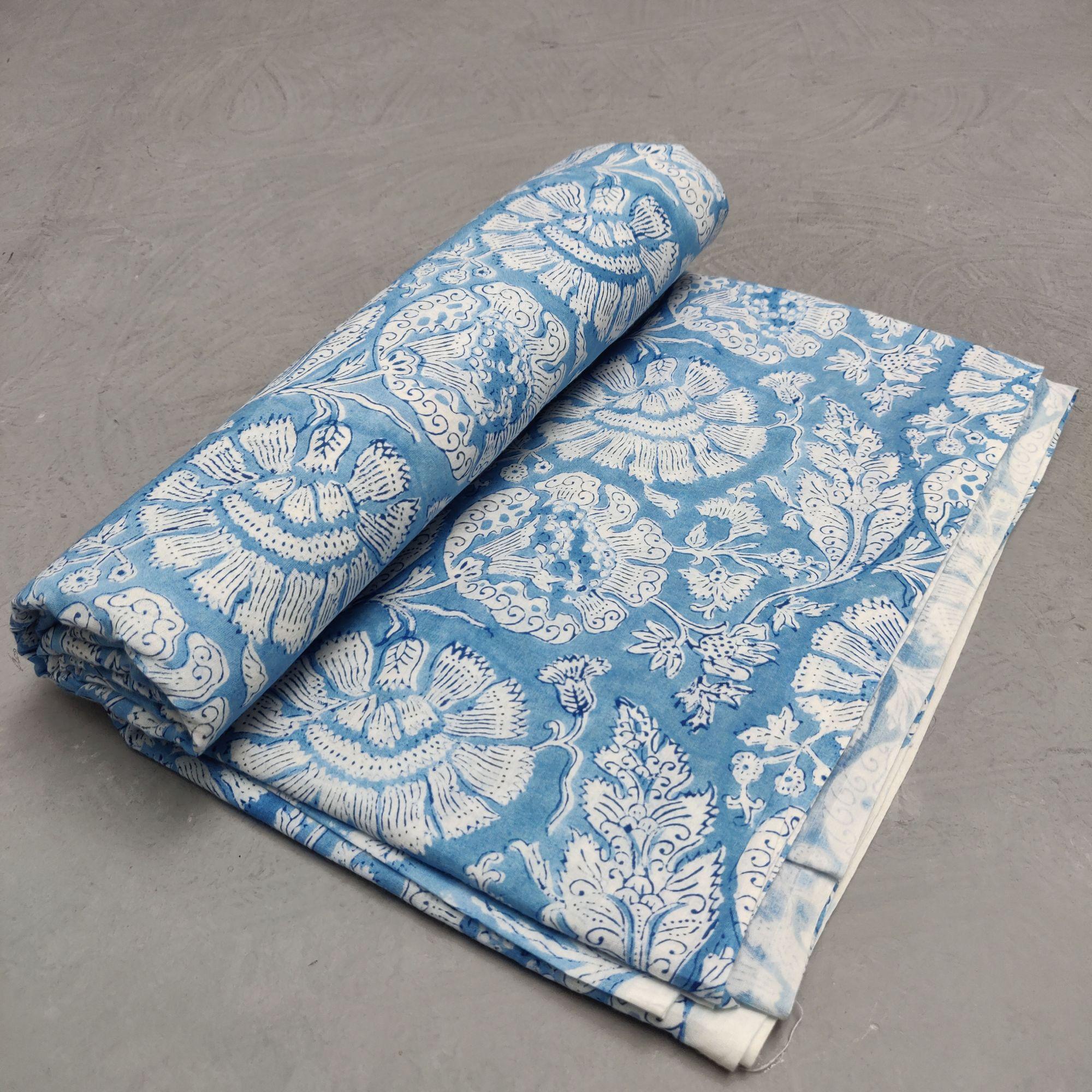 Cotton Handblock Fabric JMF128