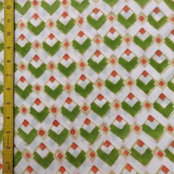Cotton Handblock Fabric JMF130