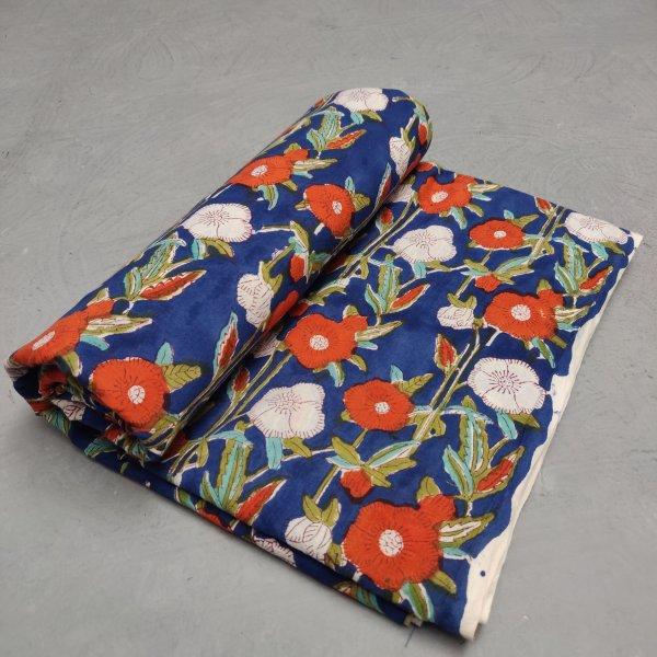 Cotton Handblock Fabric JMF138