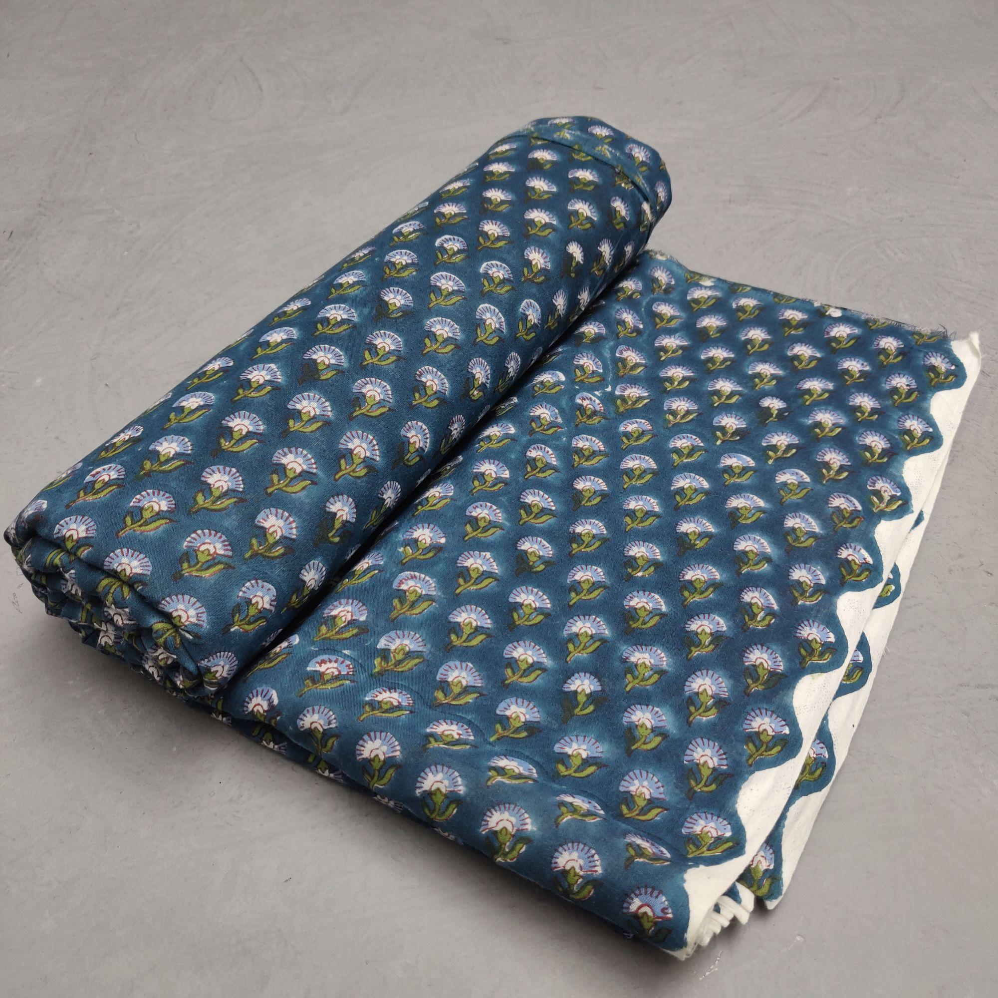 Cotton Handblock Fabric JMF139