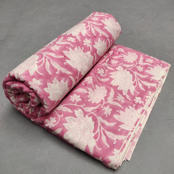 Cotton Handblock Fabric JMF143