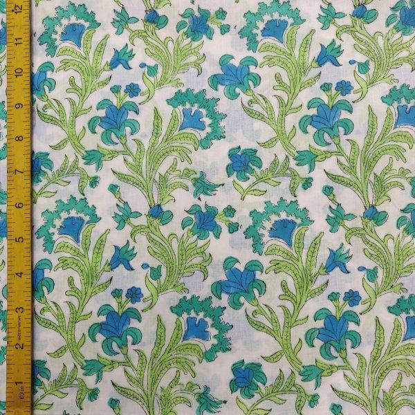 Cotton Handblock Fabric JMF150