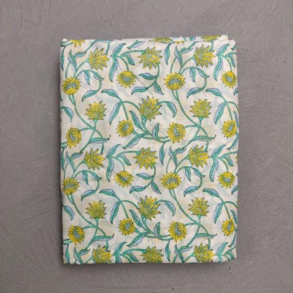 Cotton Handblock Fabric JMF151