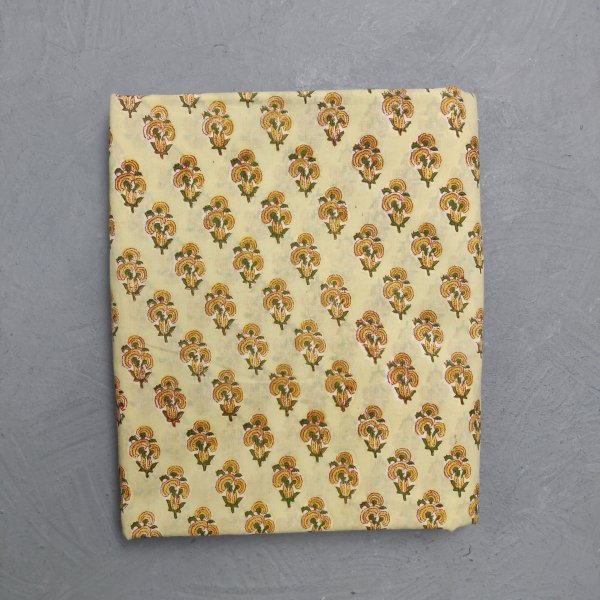 Cotton Handblock Fabric JMF162