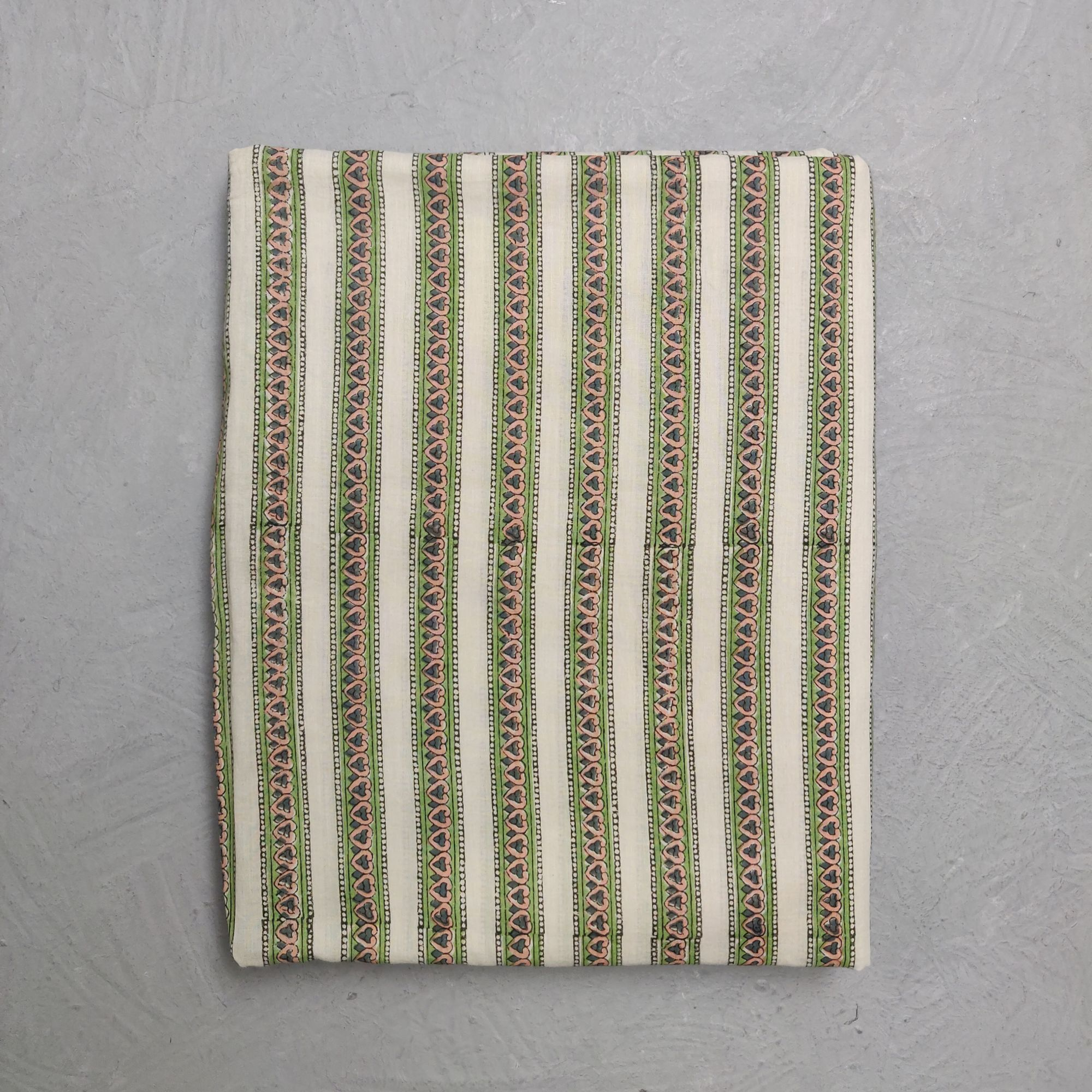 Cotton Handblock Fabric JMF173