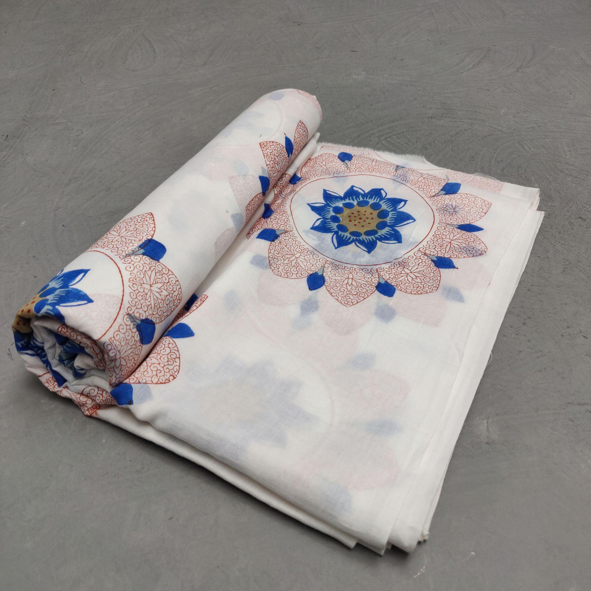 Cotton Handblock Fabric JMF174
