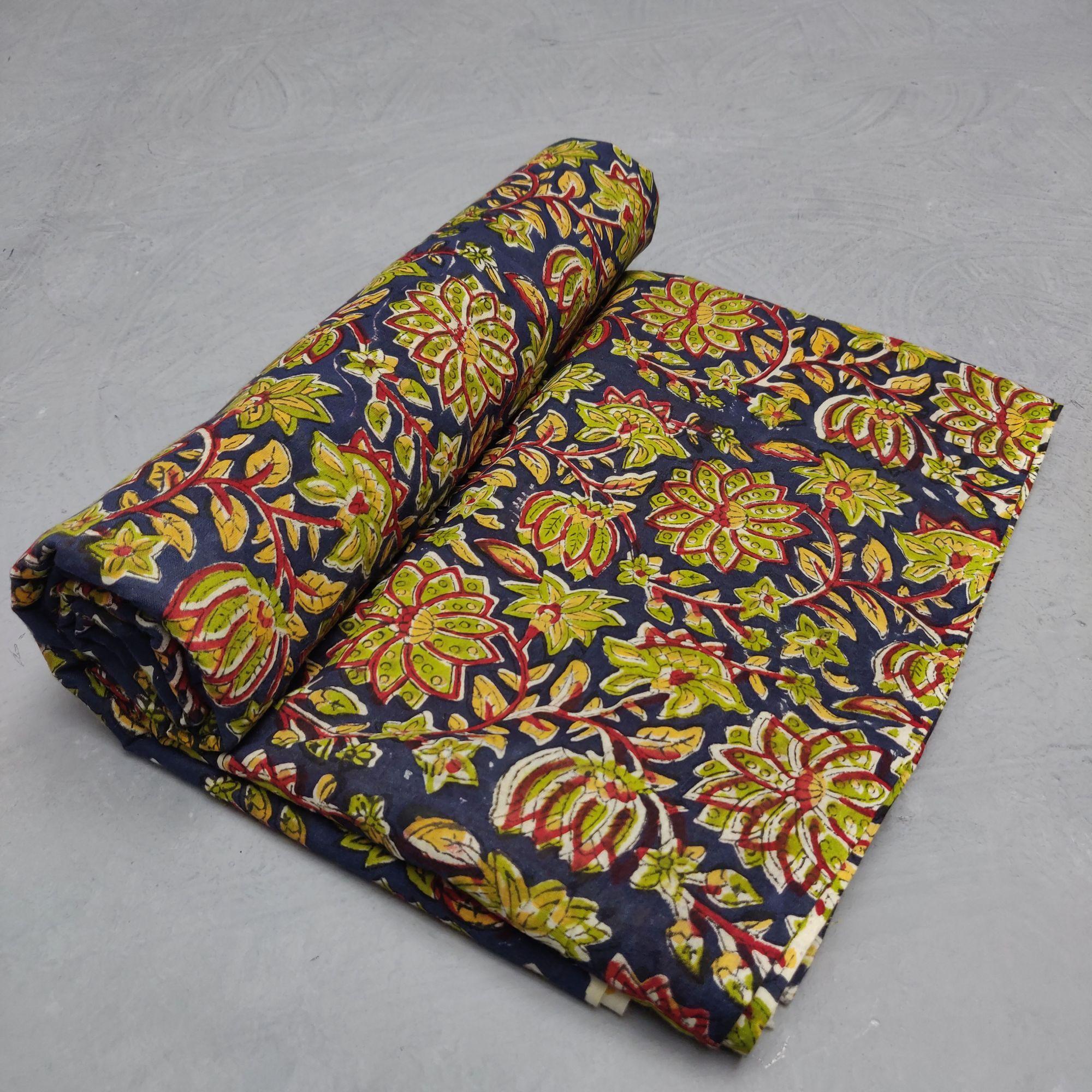 Cotton Handblock Fabric JMF177
