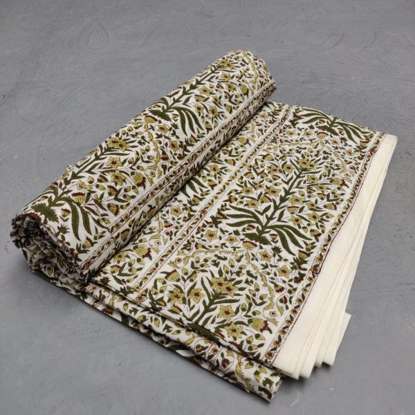 Cotton Handblock Fabric JMF181