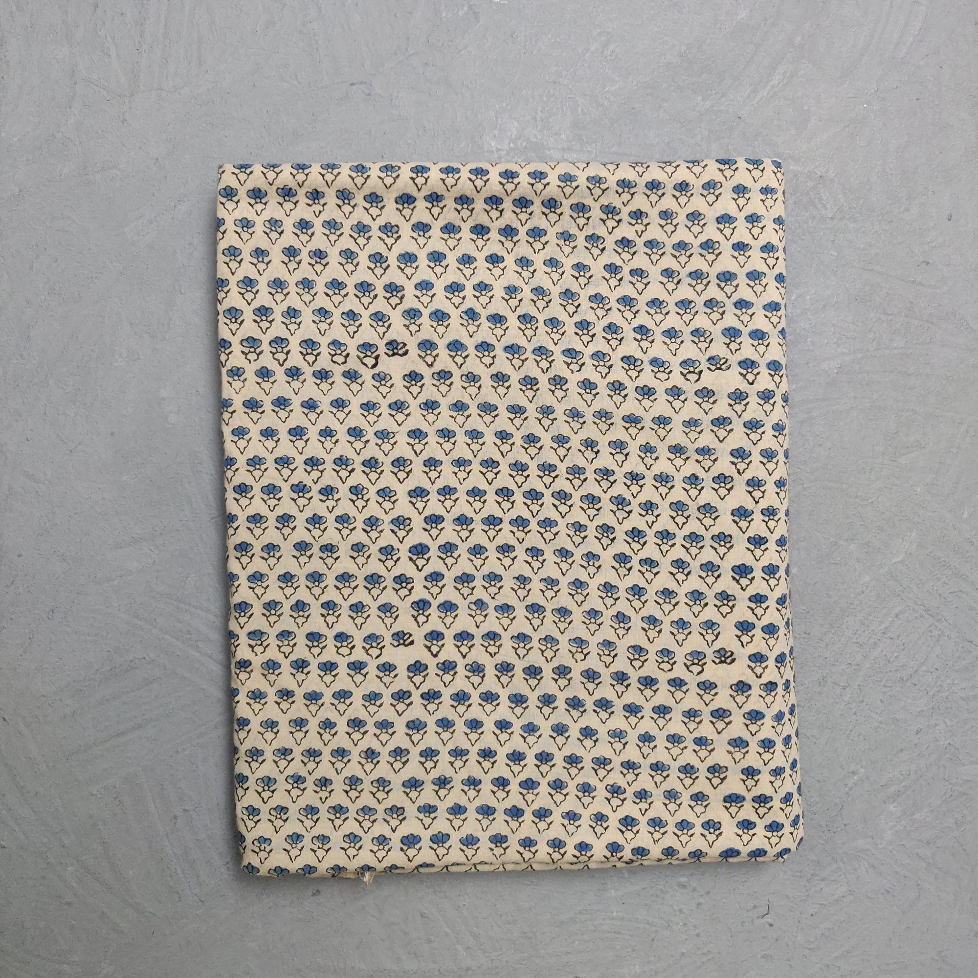 Cotton Handblock Fabric JMF187