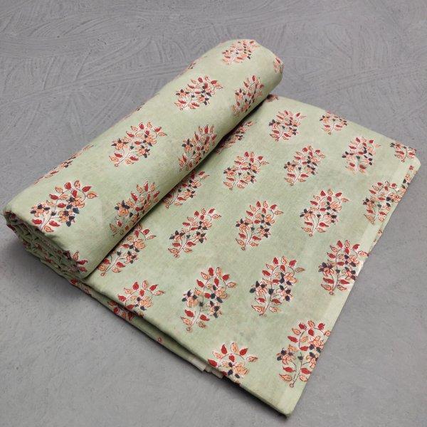 Cotton Handblock Fabric JMF231