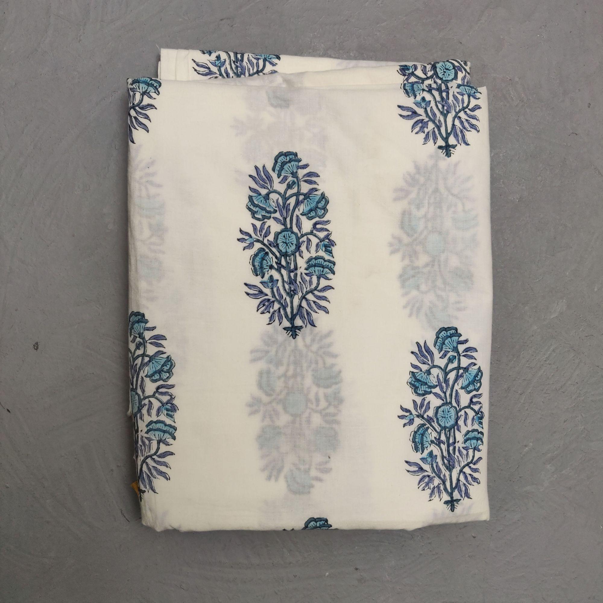 Cotton Handblock Fabric JMF95