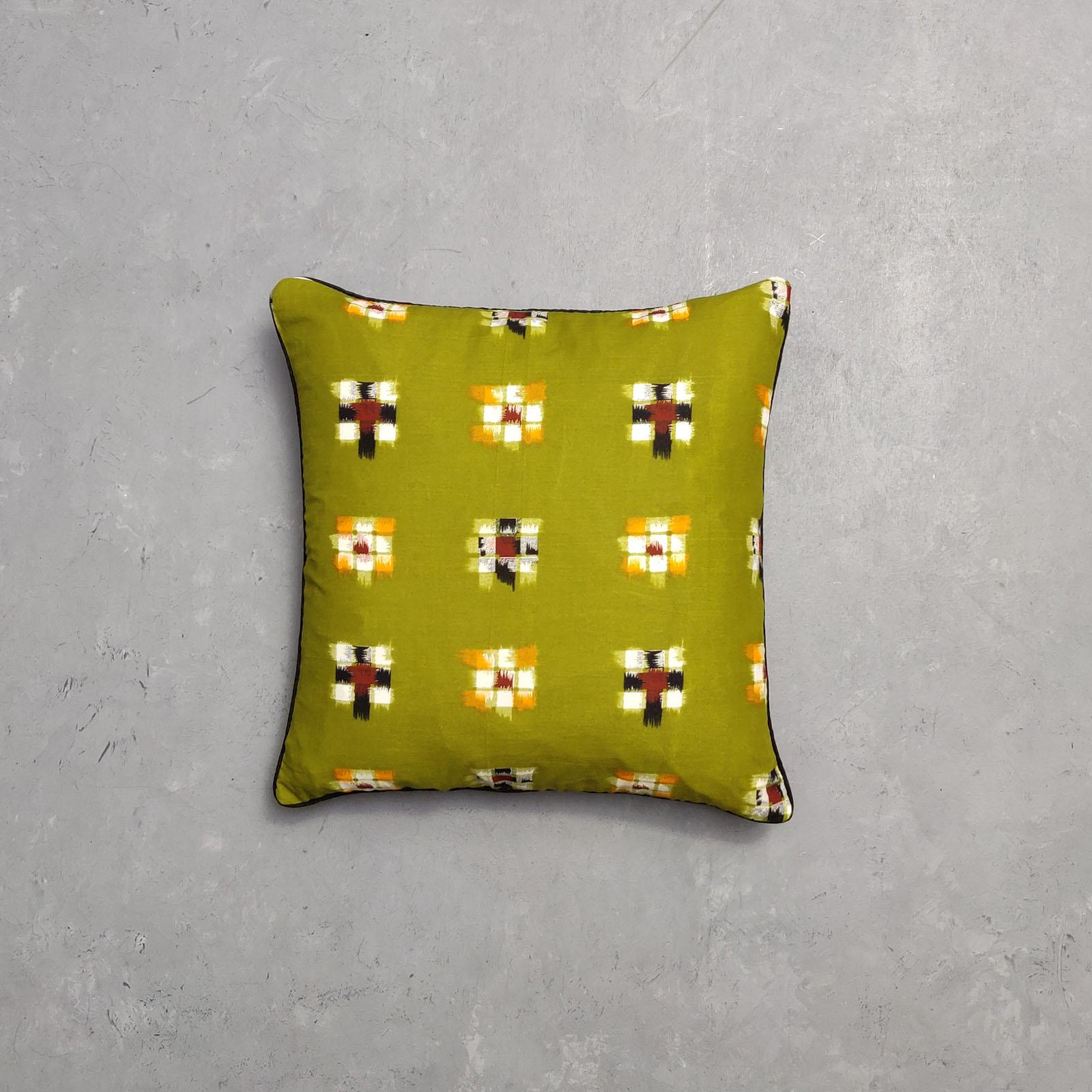 Reversible Screen Printed Cushion Cover CC20