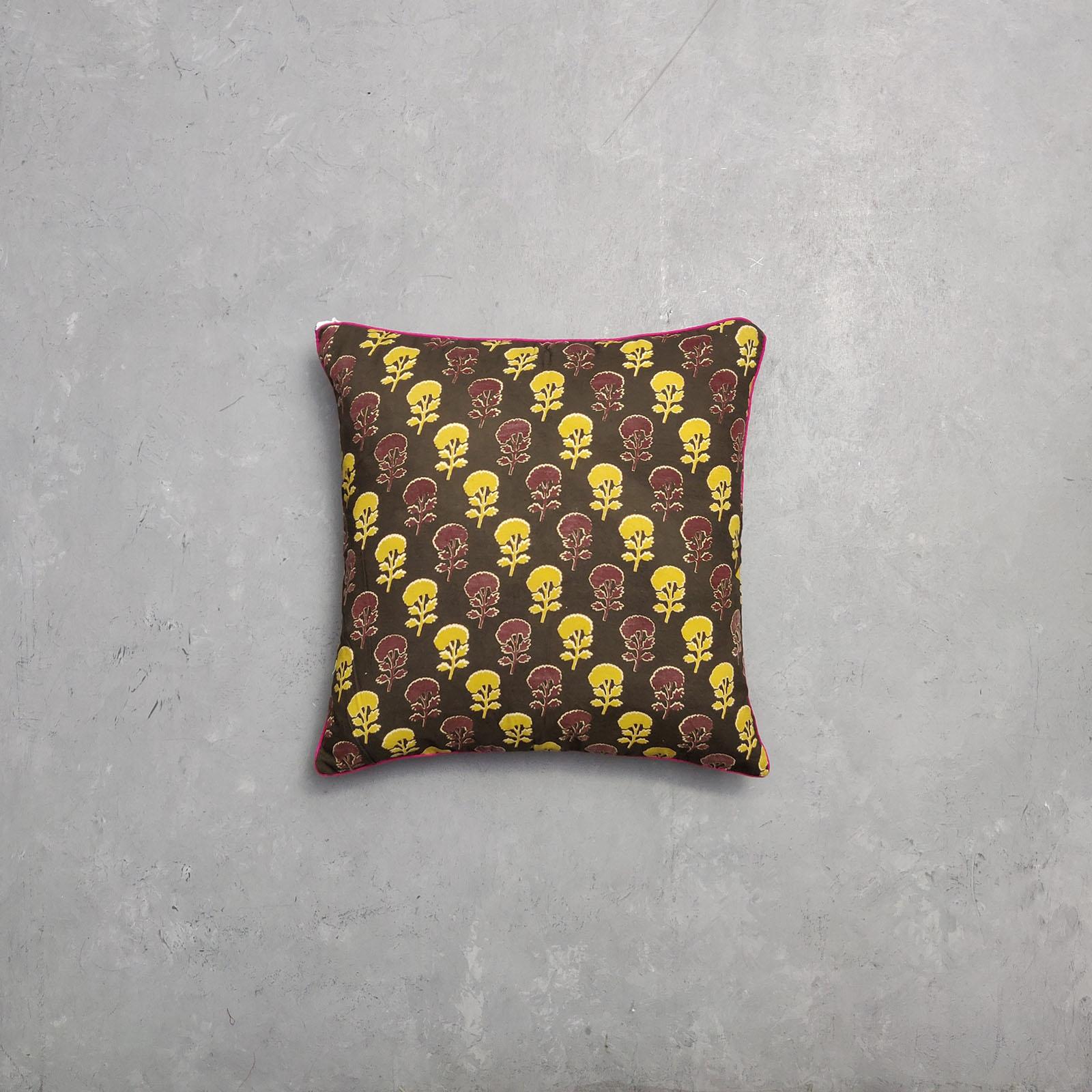 Reversible Screen Printed Cushion Cover CC32