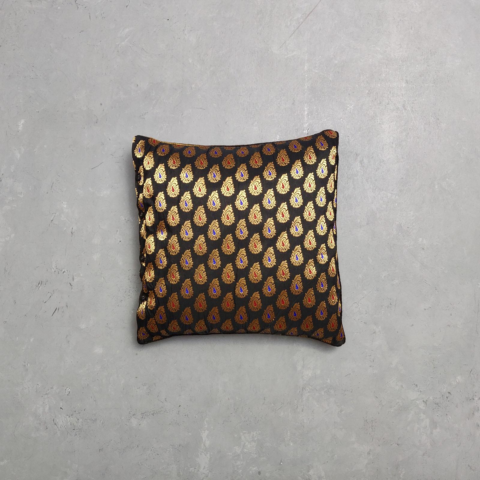 Reversible Brocade Cushion Cover CCB12
