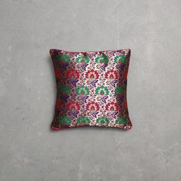 Reversible Brocade Cushion Cover CCB23