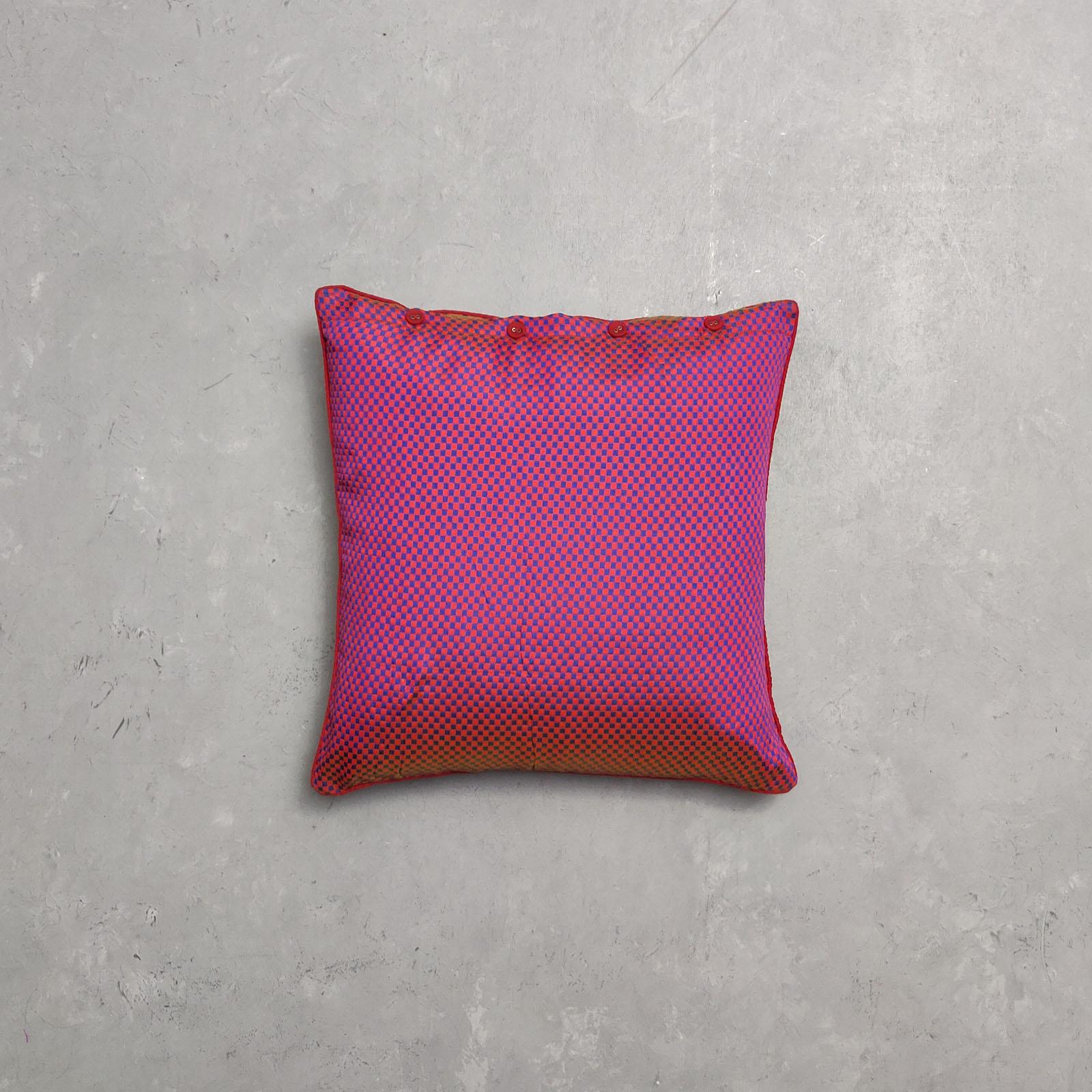 Reversible Brocade Cushion Cover CCB8