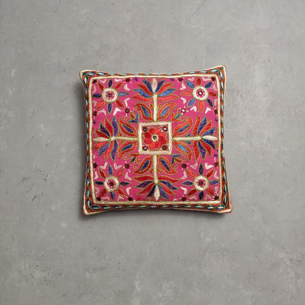Embroidery Cushion Cover CC2