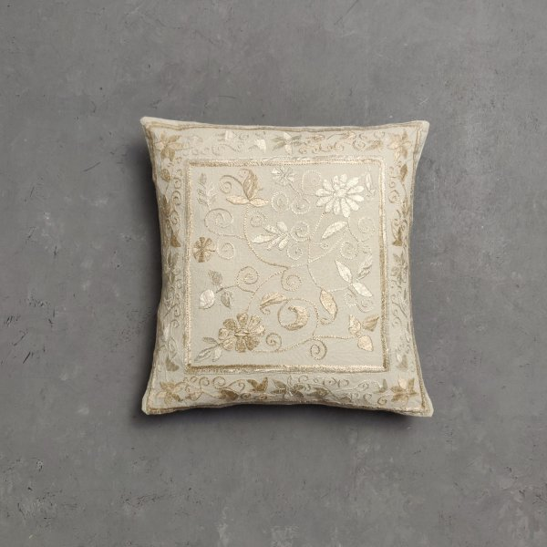 Embroidery Cushion Cover CC8