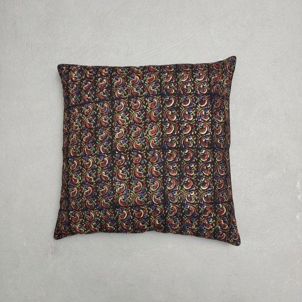 Reversible Handblock Printed Cushion Cover 24CCP130
