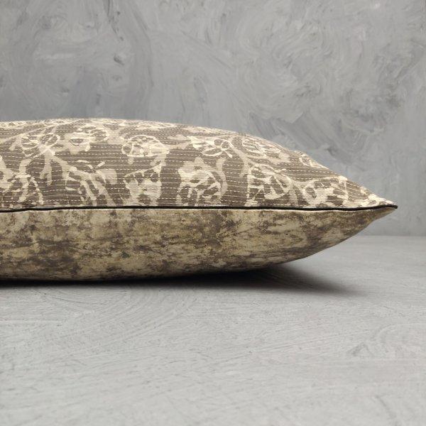 Reversible Handblock Printed Cushion Cover 24CCP138