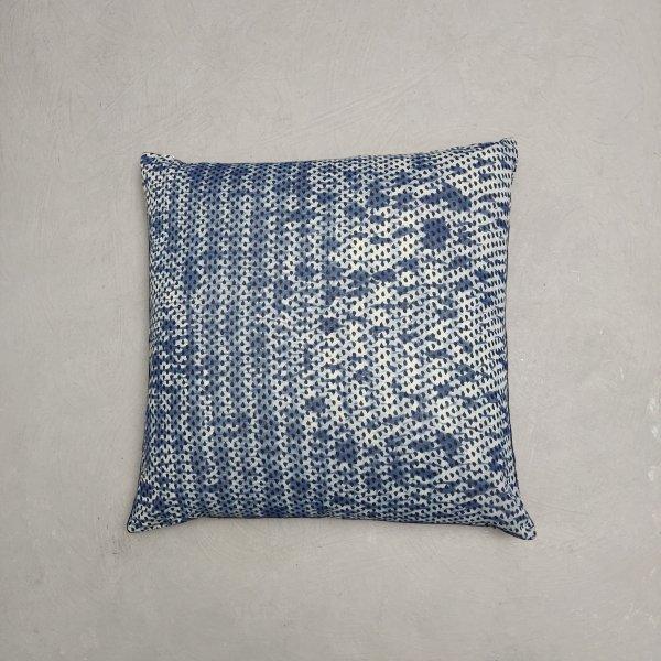 Reversible Handblock Printed Cushion Cover 24CCP148