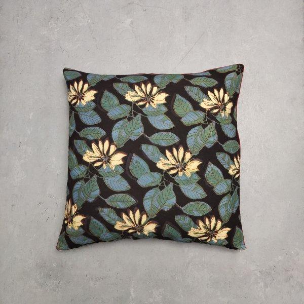 Reversible Handblock Printed Cushion Cover 24CCP22