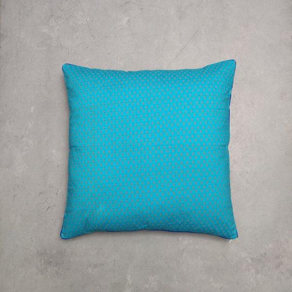 Reversible Handblock Printed Cushion Cover 24CCP40