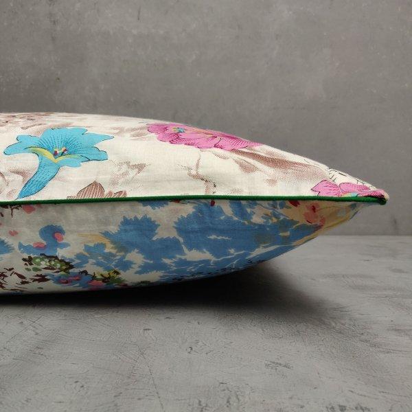 Reversible Handblock Printed Cushion Cover 24CCP55