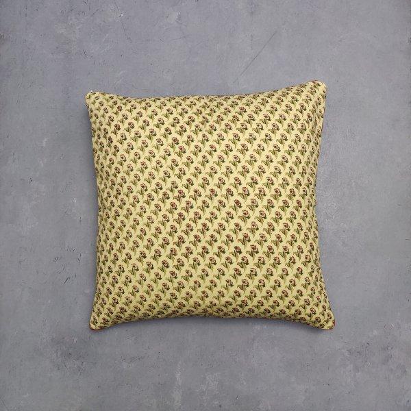 Reversible Handblock Printed Cushion Cover 24CCP68