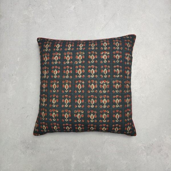 Reversible Handblock Printed Cushion Cover 24CCP83