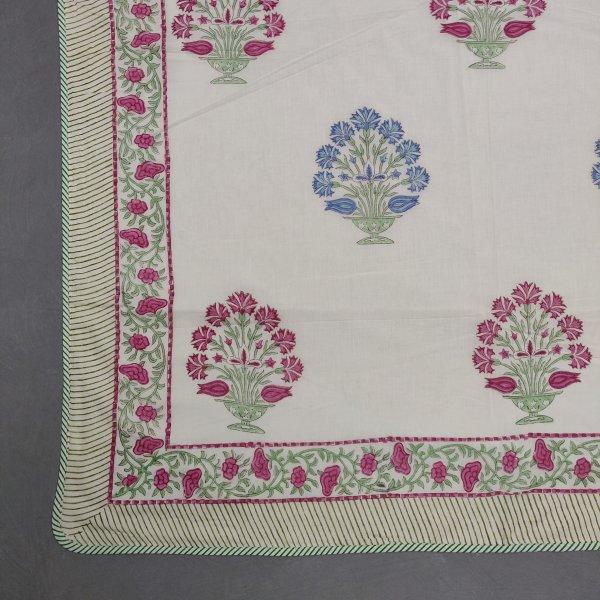 Double Size Dohar Handblock Printed DD60