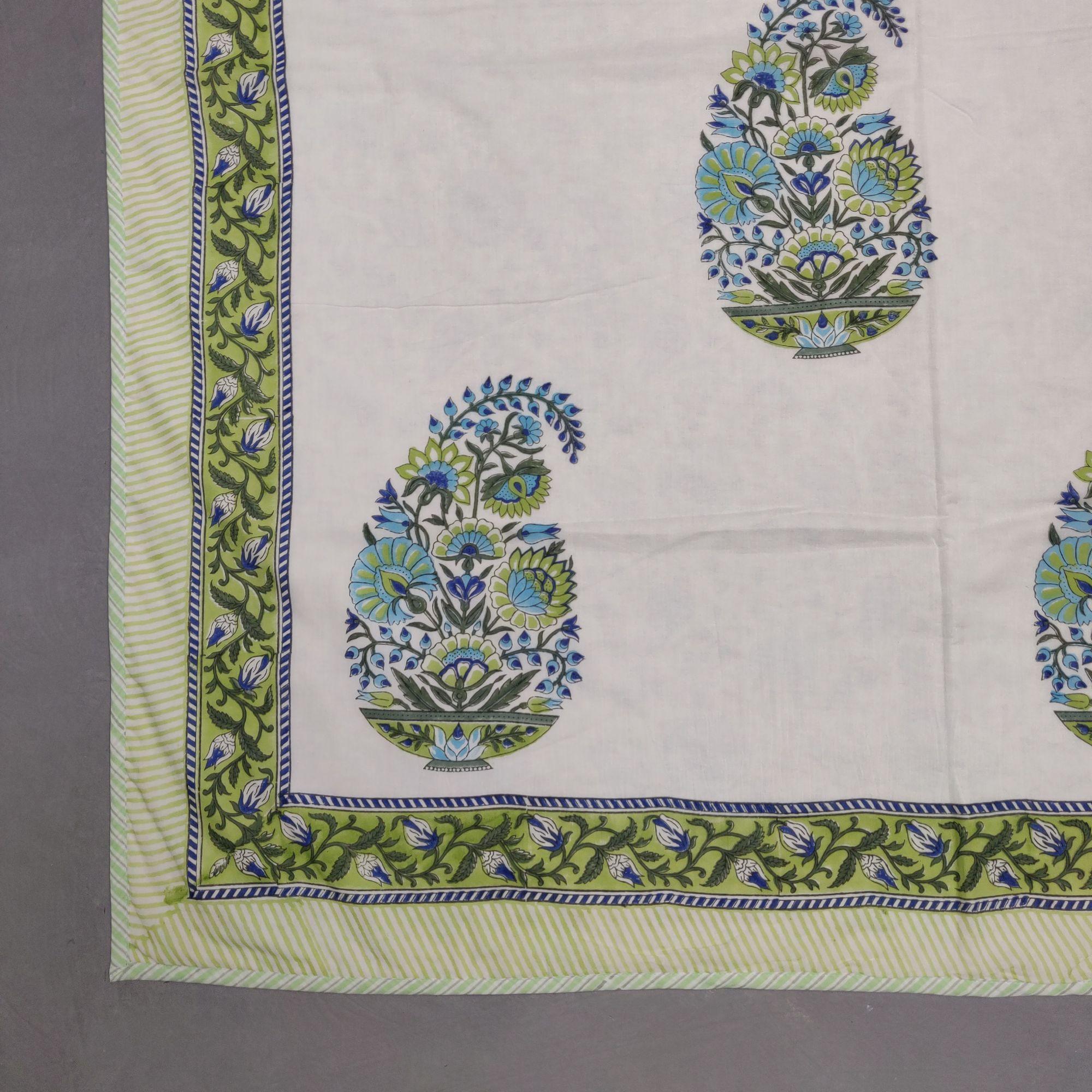 Double Size Dohar Handblock Printed DD63