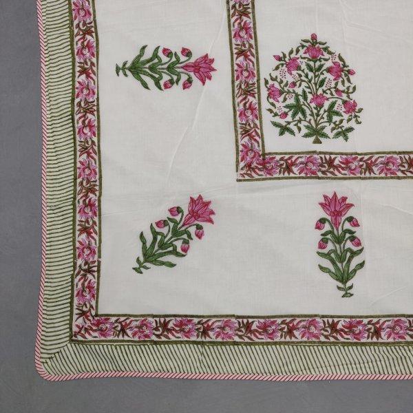 Double Size Dohar Handblock Printed DD72