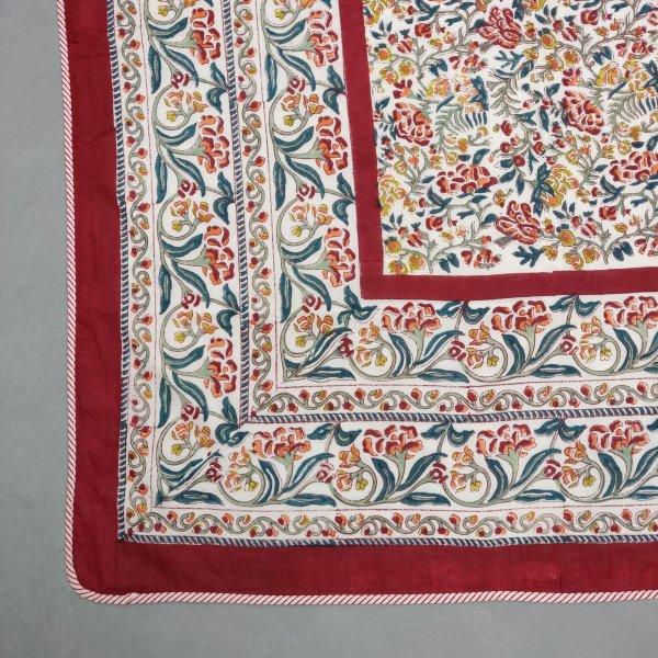 Double Size Dohar Handblock Printed DD76