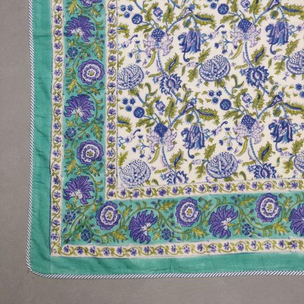 Double Size Dohar Handblock Printed DD86