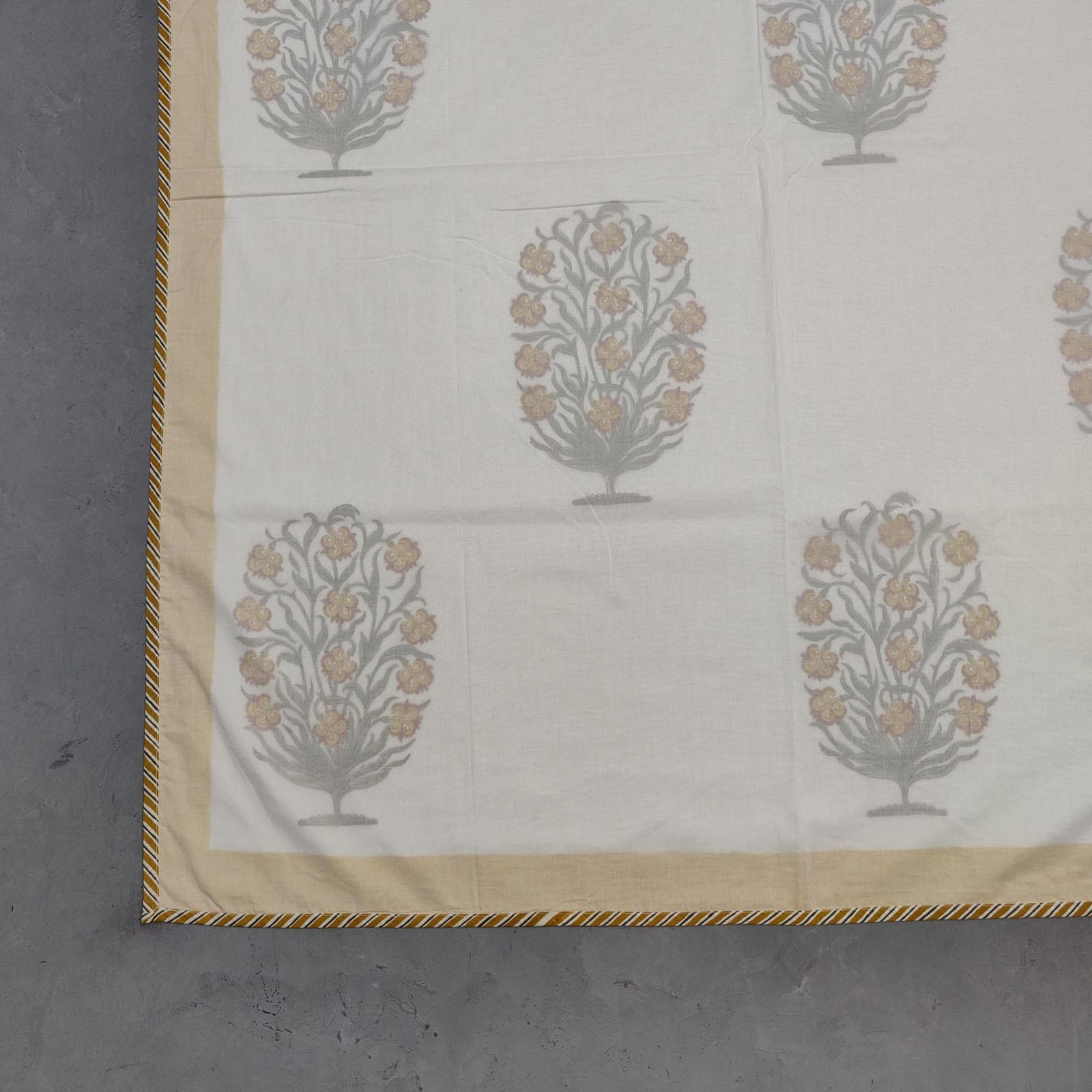 Handblock Printed Summer Double Size Dohar DWFD19