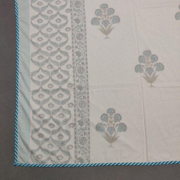 Handblock Printed Summer Double Size Dohar DWFD41